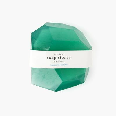 Soap Stone ROCK 12oz, Aquamarine/Camphor