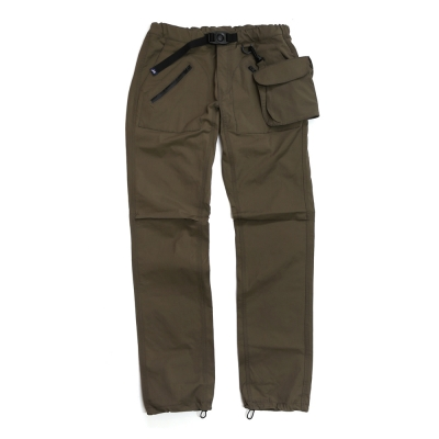 CAYL mountain pants / brown khaki