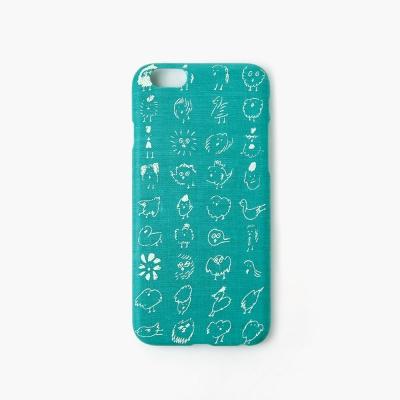 [아이폰6/6S] AIUEO iPhone Case Fabric - TORI BORDER GR