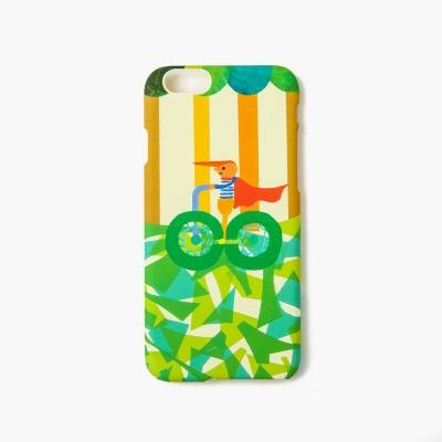 [아이폰6/6S] AIUEO iPhone Case - patrol
