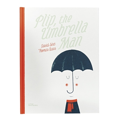 [다락룸] Plip, the Umbrella Man by Gestalten