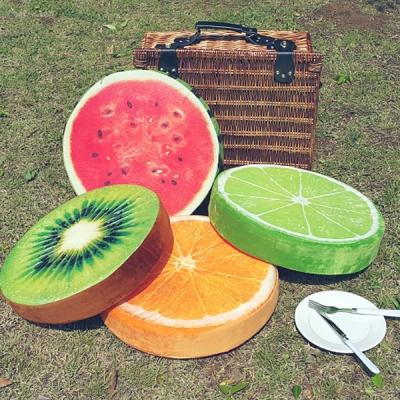 Real fruits 리얼 후루츠 방석 쿠션_(375668)