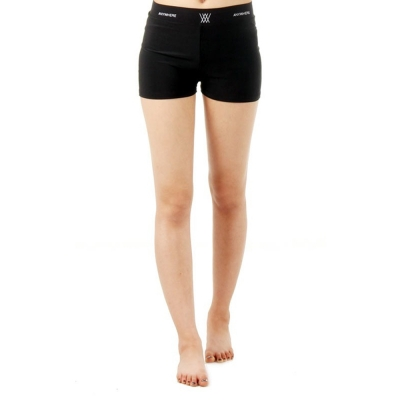 SHORT SPORT TIGHTS(BLK)