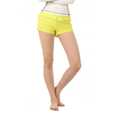 AW BOARDSHORTS SOLID (YELLO)
