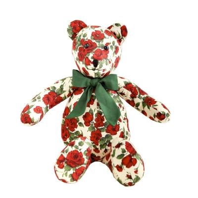 [다락룸] 테디베어 시에나 로즈 by grin and bear