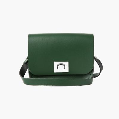 Racing Green Small Pixie Bag