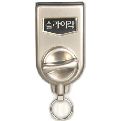 [유아추락/도둑침입방지]슬라이락 창문잠금장치G-101 1개