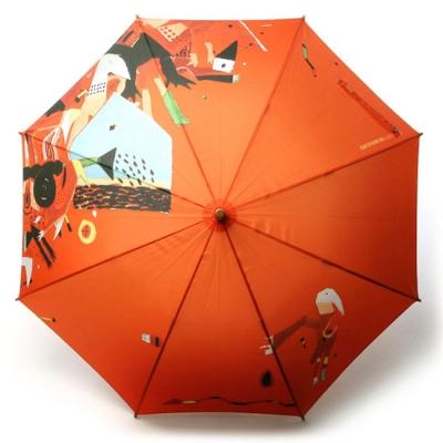 [헤즈]ART 장우산 HS1ART858(새들의 도시)_(801455429)