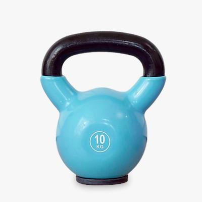 컬러 케틀벨 MD2201 10kg /케틀벨스윙/덤벨/아령/운동기구/케틀벨