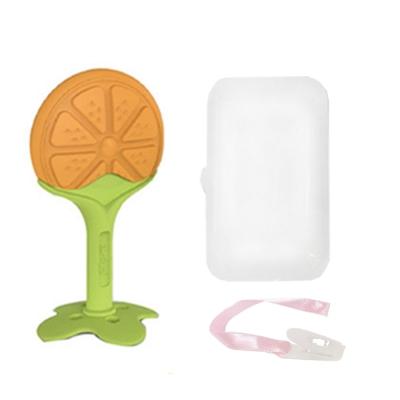 앙쥬 과일치발기-오렌지(케이스+집게포함)