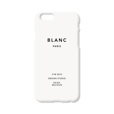 PHONE CASE - BLANC