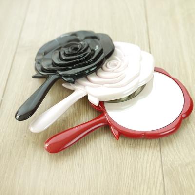 로즈 손잡이 거울