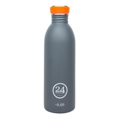 초경량 스테인리스 물병 24Bottles_Urban Bottle(Grey/500ml)