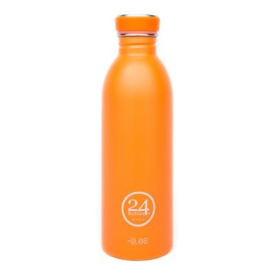 초경량 스테인리스 물병 24Bottles_Urban Bottle(Orange/500ml)
