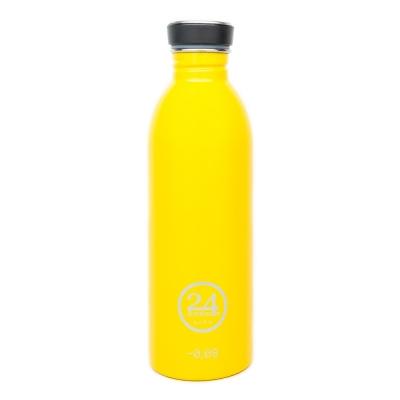 초경량 스테인리스 물병 24Bottles_Urban Bottle(Yellow/500ml)