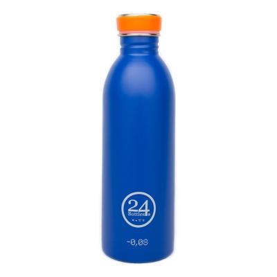 초경량 스테인리스 물병 24Bottles_Urban Bottle(blue/500ml)