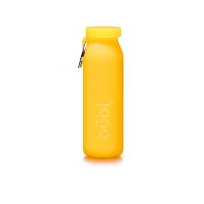 New부비바틀 다용도실리콘물병650ml(레몬)