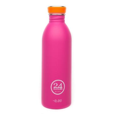 초경량 스테인리스 물병 24Bottles_Urban Bottle(Pink/500ml)
