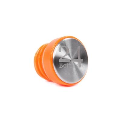 24Bottles_Water Lid (Orange) 물병 뚜껑