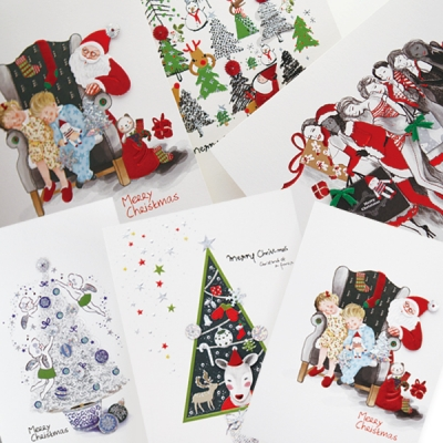 크리스마스 페스티발 세트 FS207 set (6종 세트상품)