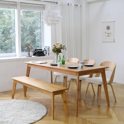 코펜하겐 뉴송 6인 식탁 세트 E_(10782909)