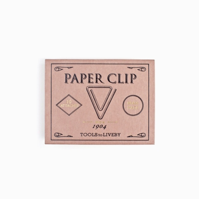 Tools to Liveby Paper Clips (Weis)
