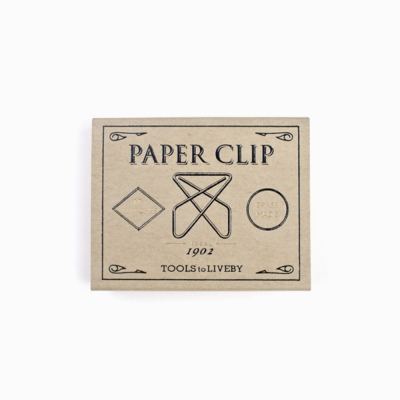 Tools to Liveby Paper Clips (Ideal)