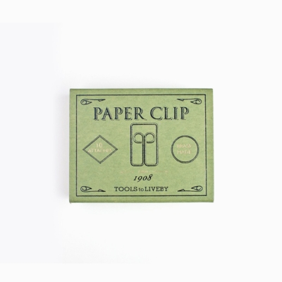 Tools to Liveby Paper Clips (Owl)