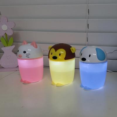 [LAMPDA] 촉촉 LED 취침등 가습기 (3종중 택1)