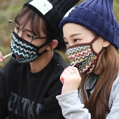 릿지라인 패션 마스크 Fashion mask