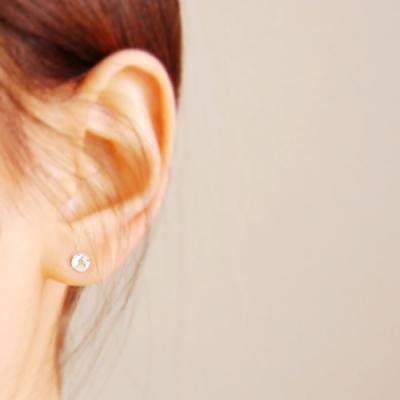 [하우즈쉬나우] starlight earrings (스와로브스키 지르코니아 큐빅)