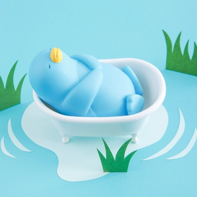 Relax Bath Light - Penguin (펭귄)
