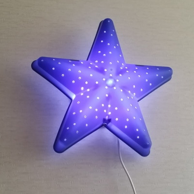 [LAMPDA] 밝기조절 LED형 별모양 벽등