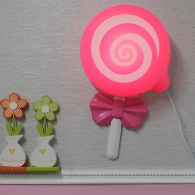 [LAMPDA] 밝기조절 LED형 롤리캔디 벽등