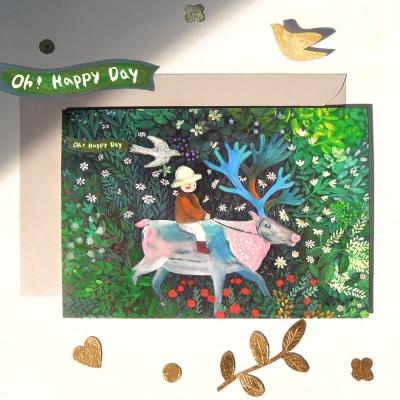 카드_oh happy day