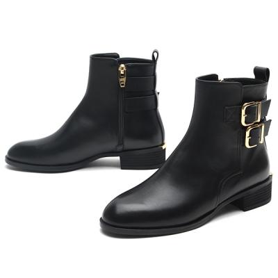 [카렌화이트]Double boots_K105RF_3cm_(800703513)