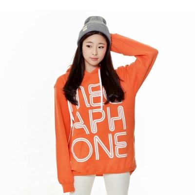 [메가폰] METRO HOOD - orange