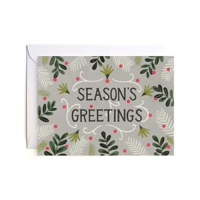 VIVID CHRISTMAS Card