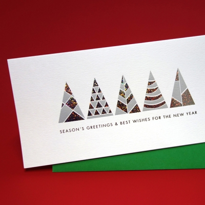 Forest Greetings Card