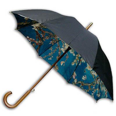 [ART] Hello RainCats 고흐_아몬드나무(W) 이중자동 우산