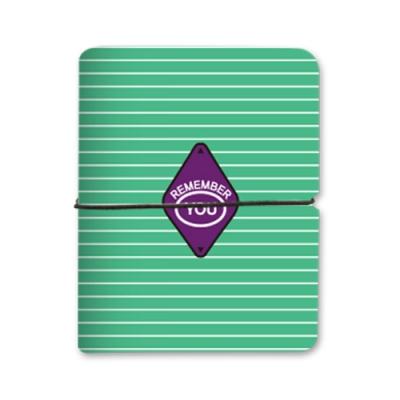Basic Stripe Green For Cardwallet