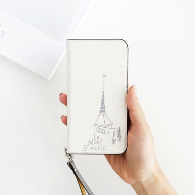 Linen Folio case for iPhone6 Plus