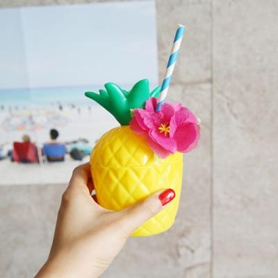 Hawaiian Party Pineapple Cup B Type