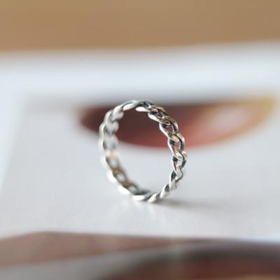 체인Ring (silver925)