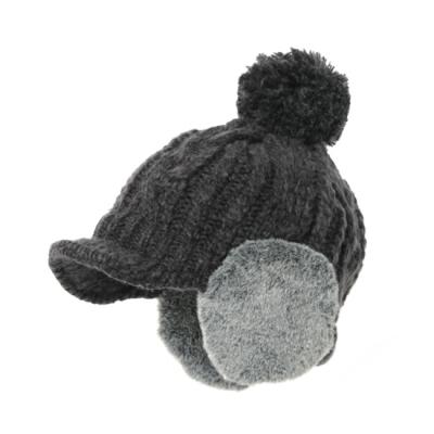 [베네]퍼 귀마개 모자