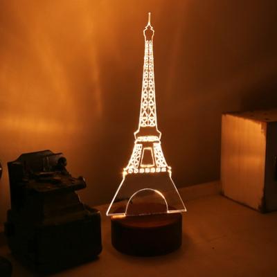 에펠탑 조명