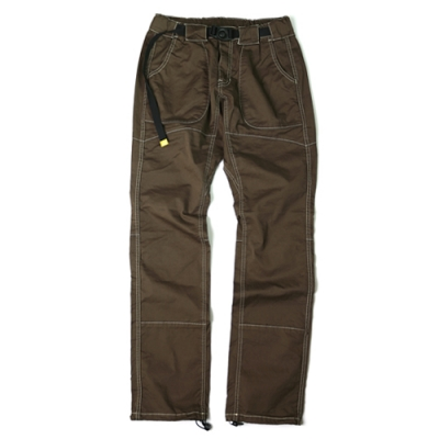 CAYL bouldering pants / brown