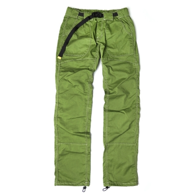 CAYL bouldering pants / green