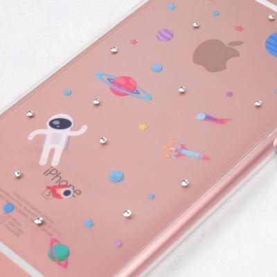 리어스 아이폰6s 케이스 링케노블+데코 set