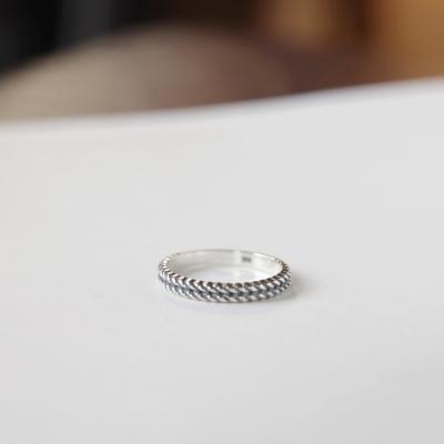 트윈Ring (silver925)